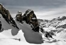 La nieve polvo es el mejor aval del Arlberg