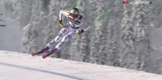 Thomas Dressen ha logrado su segunda vicoria en la Copa del Mundo hoy en el descenso de Kvitfjell