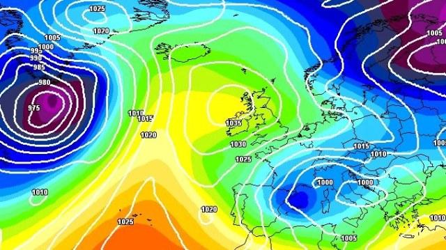 La llegada de la primavera vendrá marcada por una entrada de frío polar