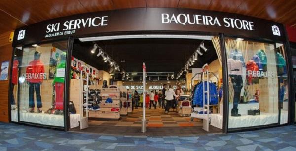 El Ski Service Baqueira Store ofrece asesoramiento para iniciarse en el telemark y alquiler de material