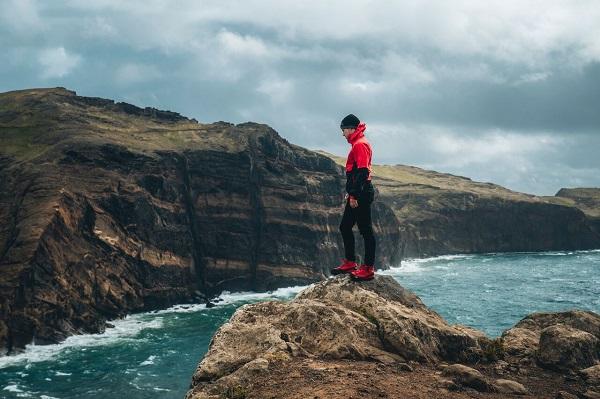 La nueva Apex Flex GTX 2.0 ha sido probada en condiciones climatológicas extremas en las islas de Madeira