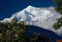 Imagen de los Alpes en el cantón suizo de Valais