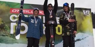 Los freeskiers de la RFEDI, un equipo consolidado