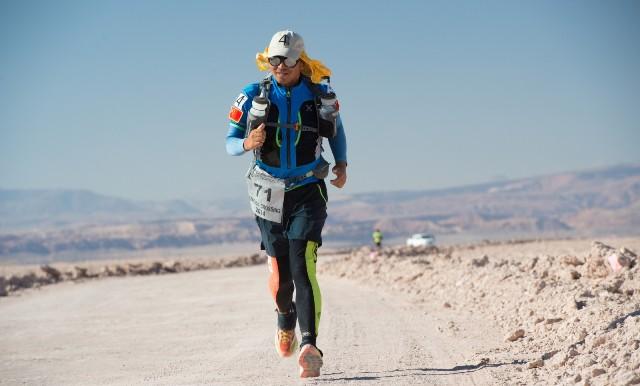 Jin Feibao ha comenzado a correr el fin de semana