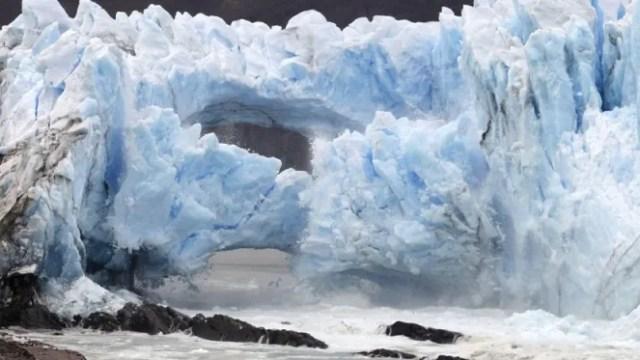 Los glaciares forman la mayor reserva de agua dulce del planeta