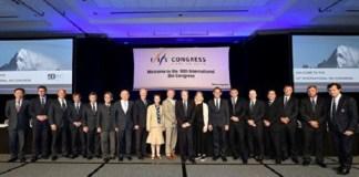 Foto del 50º Congreso de la FIS en Cancún, en 2016 FOTO: Twitter FIS