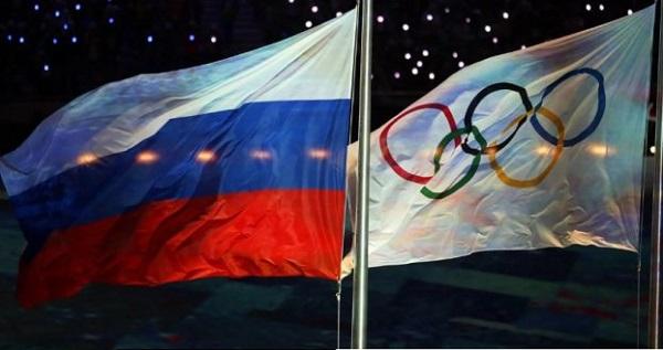 Los atletas rusos no pudieron desfilar bajo su bandera a causa del escándalo de dopaje en Sochi 2014