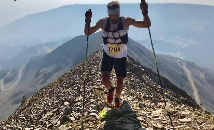 """Penyagolosa es """"la carrera del año"""" para Hernando, acomodado a sus 40 años en la elite mundial de las carreras por montaña"""