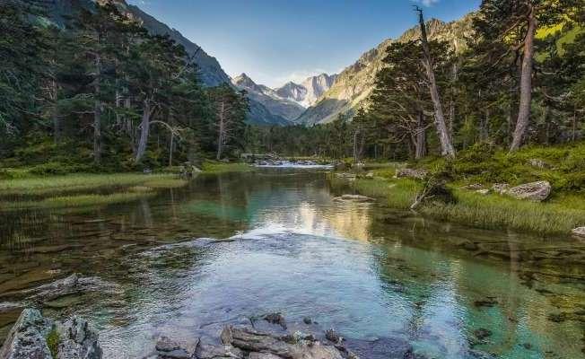 La ruta de los lagos pirenaicos -como el de Cauterets-, es uno de los puntos fuertes del Pirineos Road Trip