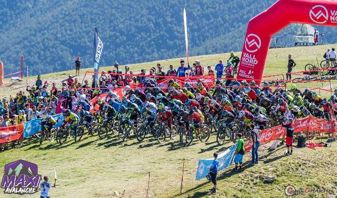 Más de 600 riders tomarán la salida en el área de Pal