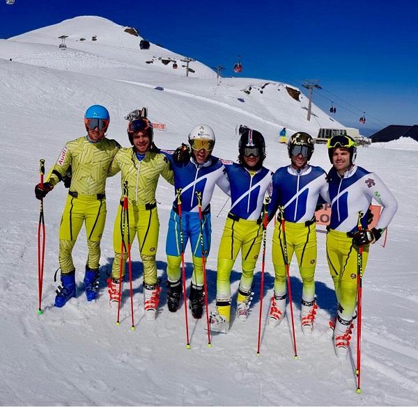 En Sierra Nevada los equipos de alpino de la RFEDI ya han empezado a trabajar de cara a la próxima temporada. FOTO: RFEDI Spainsnow
