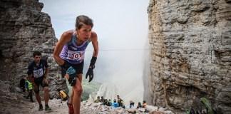 Laura Orgué ha ganado por cuarta vez la Dolomyths Run. FOTO: https://twitter.com/OrgueLau