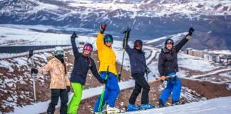 La Parva (Chile) clausuraba la temporada de esquí casi un mes antes de lo previsto