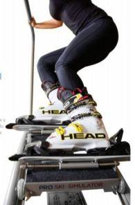 El simulador de esquí llega al gimnasio