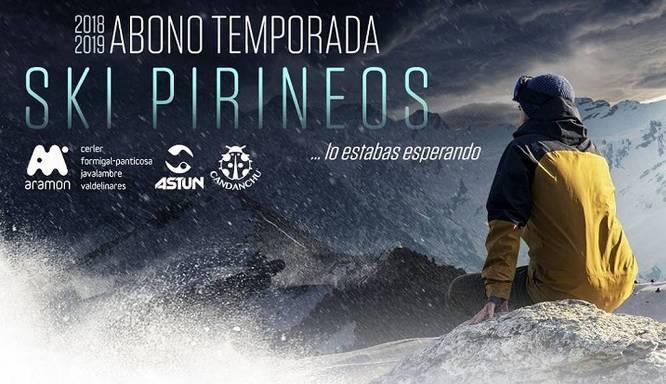Ski Pirineos es un producto único que quiere liderar el mercado nacional del esquí y que este año crece hasta los 390 kilómetros