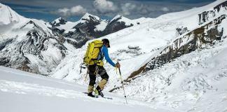 El alpinista más longevo confía volver en primavera cuando justo haya cumplido los 80 años