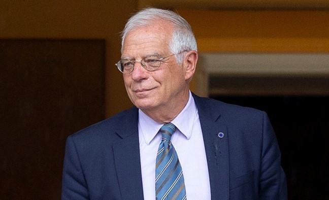 Josep Borrell considera que son informaciones falsas procedentes de un alto cargo del COI