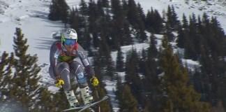 Kjetil Jansrud, intratable hoy en la East Summit de Lake Louise