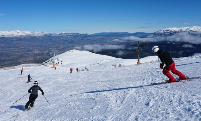 Masella es la única estación de alpino abierta en la Península