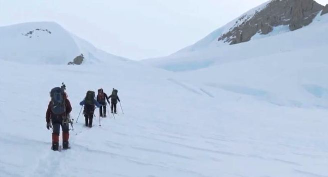 Una imagen de la película ganadora en el 36 Festival de Cine de Montaña de Torelló