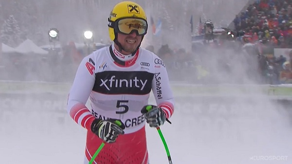 Franz lleva un gran inicio de temporada con dos victorias en cuatro carreras.