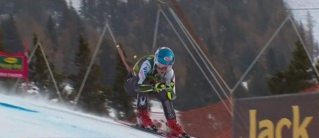 Shiffin ha exhibido talento y técnica en la Olympia de Lake Louise