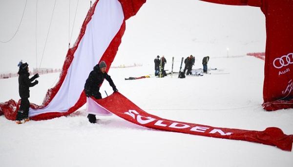 Saalbach recuperará el gigante de Soelden y el slalom de Val d'Isère, ambos cancelados