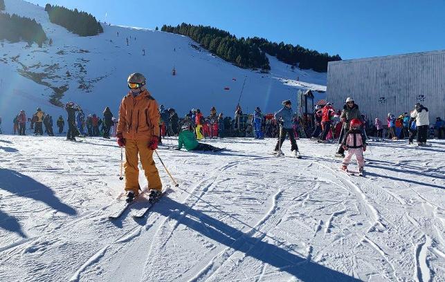 Aramon compartirá la llegada del Año Nuevo con los esquiadores