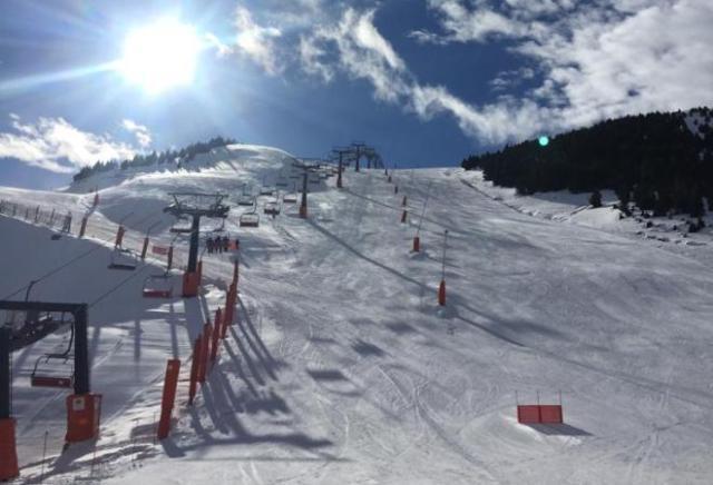 Cerler, por orientación, es la que más nieve ha recibido y ya está abierta para la práctica del esquí