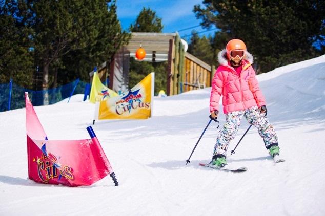 El World Snow Day, una celebración en la que los niños son los protagonistas.