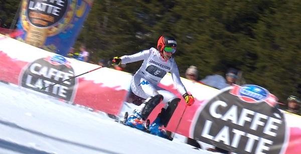 Brignone ha sentenciado en el slalom lo apuntalado en el descenso.