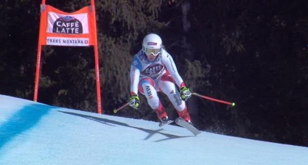 Joana Haehlen ha sido la mejor suiza y ha subido a un podio de la Copa del Mundo por primera vez a los 27 años.