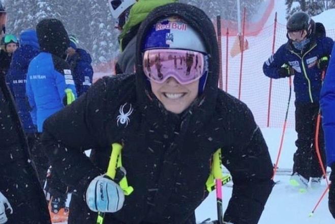 Lindsey Vonn ya ha desvelado cuáles serán sus ocupaciones cuando cuelgue los esquís, el próximo domingo.