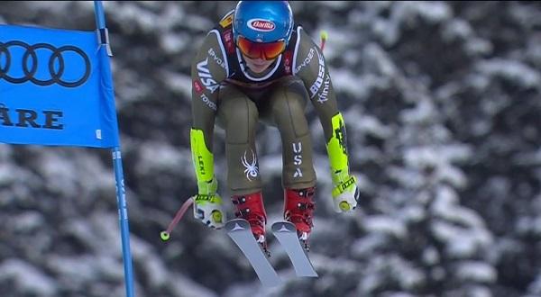 Mikaela Shiffrin, con dos oros y un bronce, la más laureada.