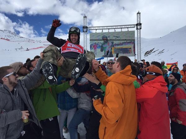 Lucas Eguibar tratará de subir al podio, como ya hizo en 2016. FOTO: ©AnnaTur