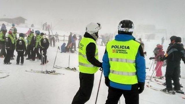 La vigilancia policial ya existió hace algunas temporadas en diversas estaciones