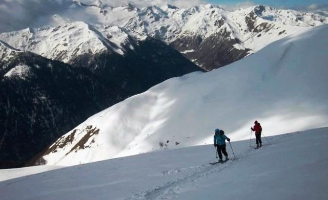 Boí, paraíso del esquí de montaña con 14 recorridos para todos los niveles
