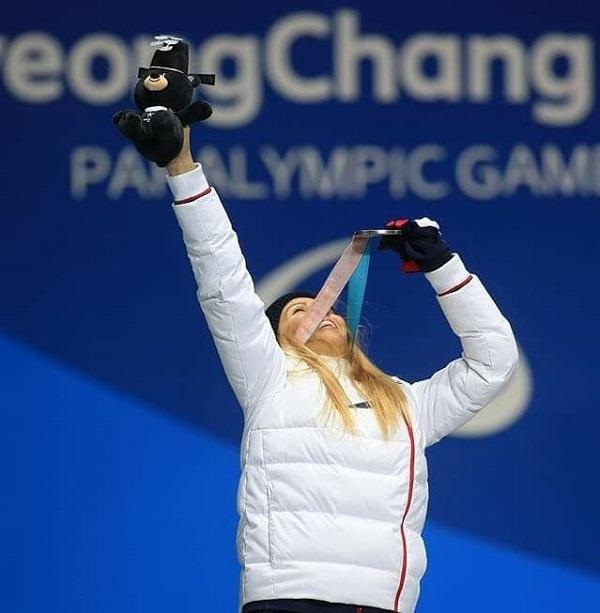 Dos medallas en Pyeongchang. FOTO: Facebook C.H.