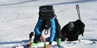 La FIS ha confiado en la organización de las finales de la Copa del Mundo en Granvalira y no ha enviado a ningún delegado para el control de la nieve. FOTO: Grandvalira