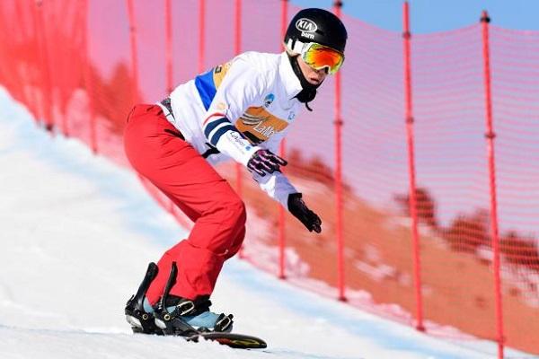 La semana pasada acudió a la Copa del Mundo de La Molina lesionada. Ganó tres de las cuatro carreras que disputó. En la otra fue segunda. FOTO: Paralympics.org