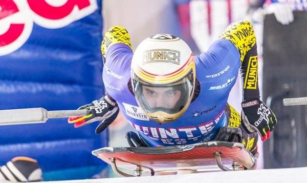 Ander Mirambell ha tenido que renunciar al Mundial de Whistler tras un accidente con su skeleton.