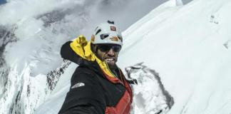 Hansjorg Auer, The North Face