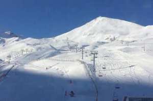 Extraordinarias condiciones en las pistas de la Alta Ribagorza