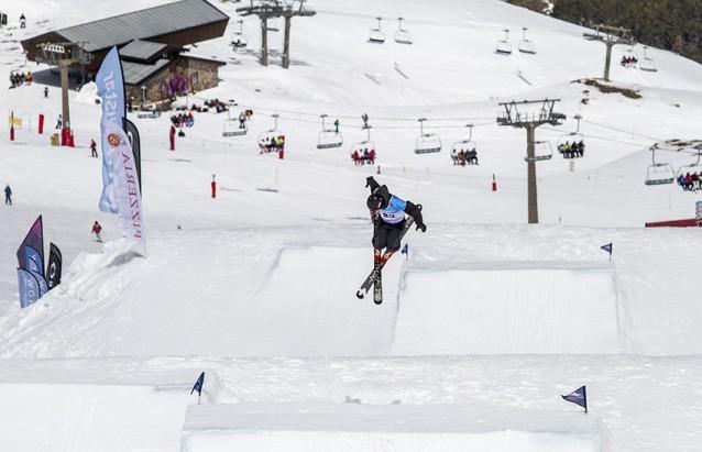 La competición nacional recala en las pistas del Pallars