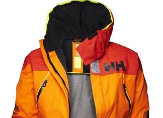 La Jacket ha sido fabricada para pasar largas jornadas en el agua