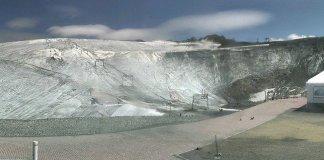 El glaciar francés de la Girose (Les 2 Alpes) tenía que cerrar el 25 de agosto