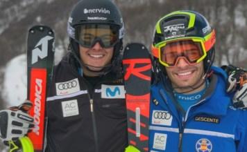 El esquipo de la RFEDI ha afianzado su liderato en las pruebas disputadas en El Bolsón y Chapelco