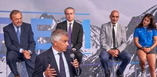 """Lo tenemos todo para organizar los Juegos, falta la voluntad política"""", ha destacado Samaranch"""
