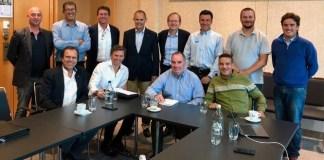 Representación de la RFEDI en las reuniones internacionales para decidir las estrategias y acciones de promoción
