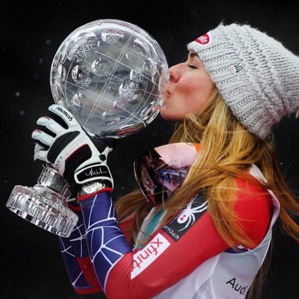 Mikaela Shiffrin se presenta como la máxima atracción y campeona consolidada